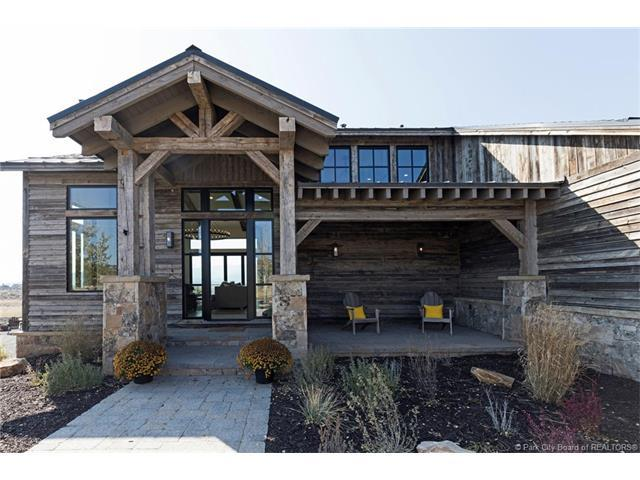 532 E Westwood Road, Park City, UT 84098 (MLS #11704192) :: High Country Properties