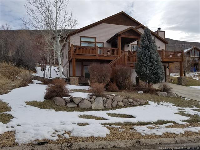 12322 N Ross Creek Drive, Heber City, UT 84036 (MLS #11800035) :: High Country Properties