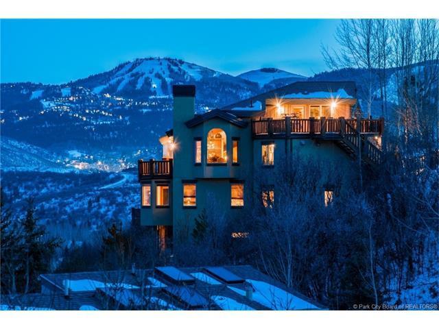 3028 Mountain Ridge Court, Park City, UT 84060 (MLS #11800038) :: High Country Properties