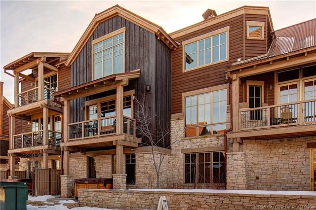 1825 Three Kings Drive #502, Park City, UT 84060 (#11800096) :: Red Sign Team