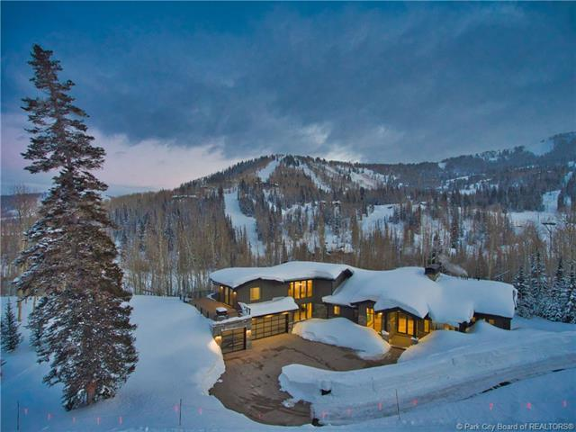 93 White Pine Canyon Road, Park City, UT 84060 (MLS #11800189) :: Lookout Real Estate Group