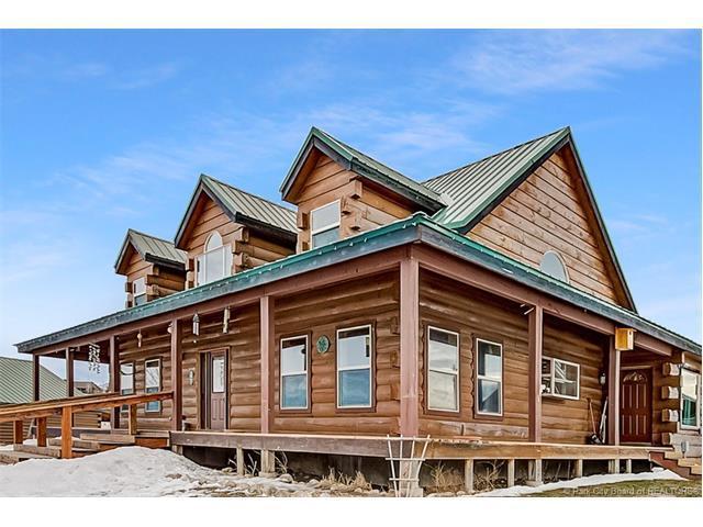 1809 S West Hoytsville, Coalville, UT 84017 (MLS #11800325) :: Lawson Real Estate Team - Engel & Völkers