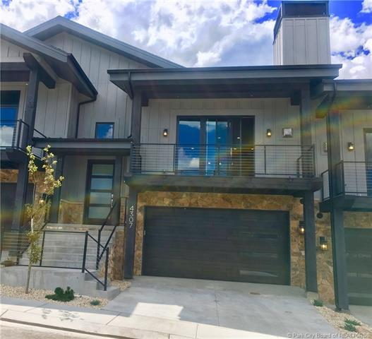 4307 N Holly Frost Court #12, Park City, UT 84098 (MLS #11800334) :: Lawson Real Estate Team - Engel & Völkers