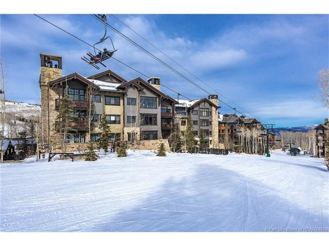 8886 Empire Club #203, Park City, UT 84060 (MLS #11801455) :: High Country Properties