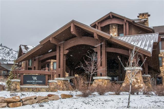 2100 W Frostwood Blvd #6124, Park City, UT 84098 (MLS #11801484) :: The Lange Group