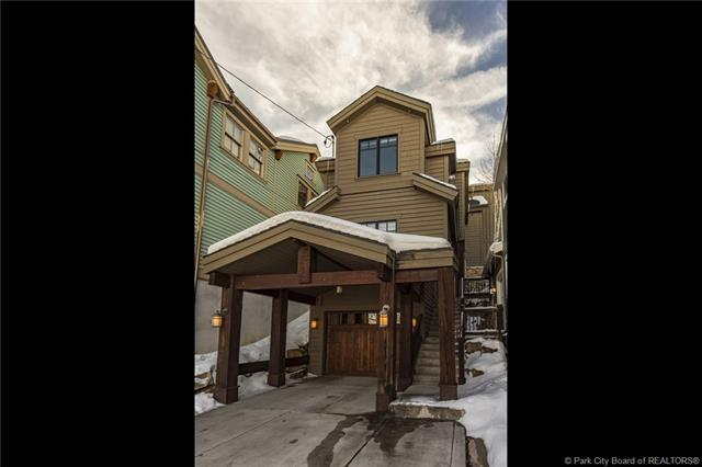 561 Woodside Avenue, Park City, UT 84060 (MLS #11801674) :: High Country Properties