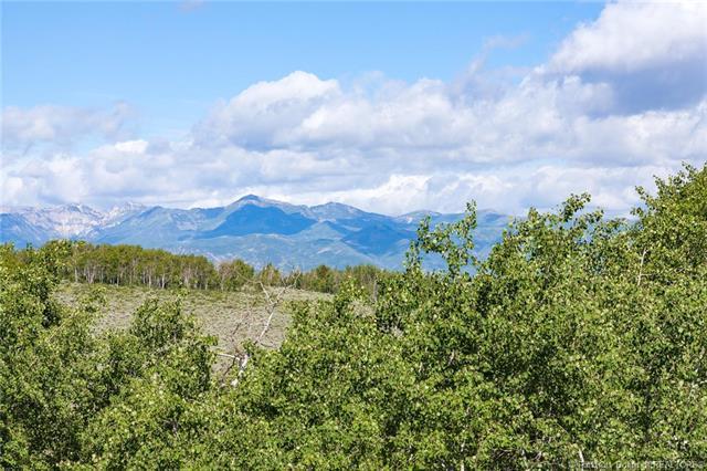 9279 E Aspen Ridge Rd Lot 8, Woodland, UT 84036 (MLS #11802930) :: The Lange Group