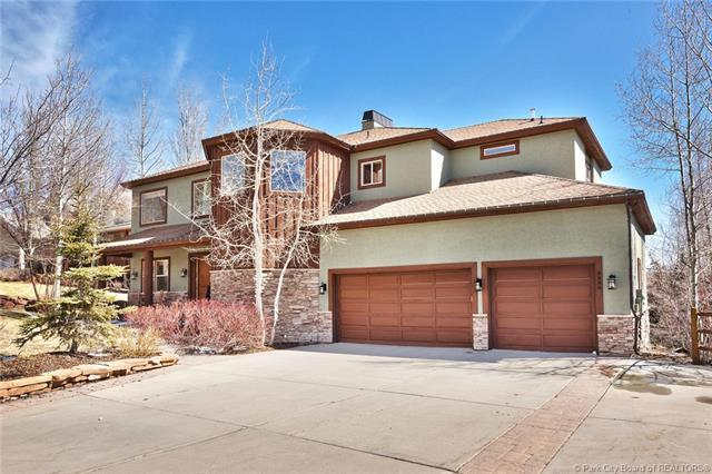 8886 Saddleback Road, Park City, UT 84098 (MLS #11803117) :: High Country Properties