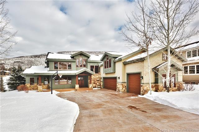 3234 Creek Road, Park City, UT 84098 (MLS #11803410) :: Lookout Real Estate Group