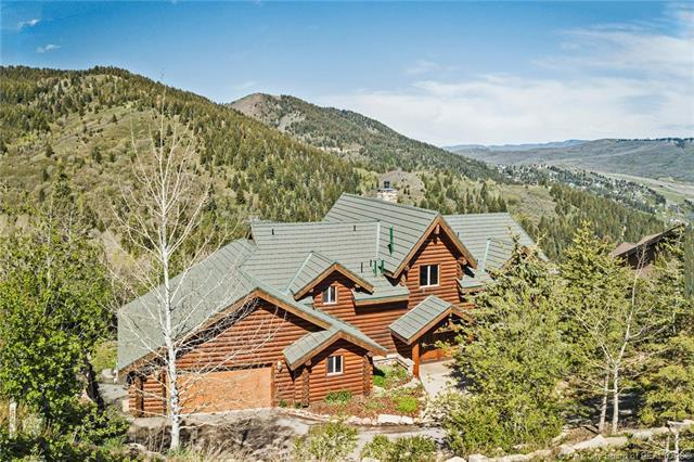7307 Pineridge Drive, Park City, UT 84098 (MLS #11803677) :: The Lange Group