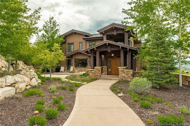 3303 Sun Ridge Court, Park City, UT 84060 (MLS #11804109) :: Lookout Real Estate Group