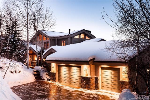 4074 W Moose Hollow Road, Park City, UT 84098 (MLS #11804285) :: High Country Properties