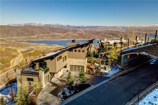 10738 N Summit View Drive, Park City, UT 84066 (MLS #11804513) :: Lookout Real Estate Group