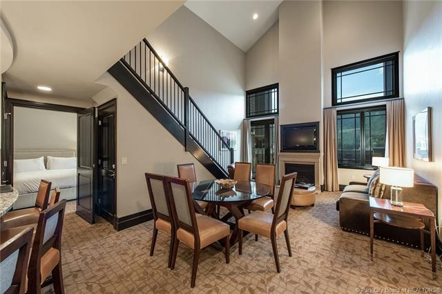 2100 W Frostwood Boulevard #7118, Park City, UT 84098 (MLS #11804749) :: The Lange Group