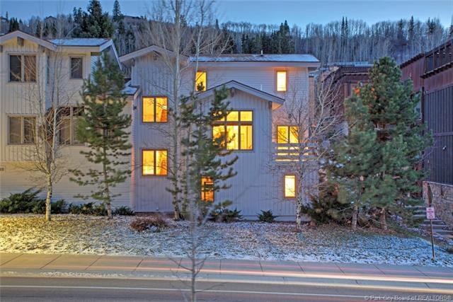 599 Deer Valley Loop 4-B, Park City, UT 84060 (MLS #11804882) :: High Country Properties