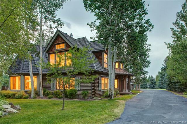 1346 Lucky John Dr, Park City, UT 84060 (MLS #11804932) :: High Country Properties