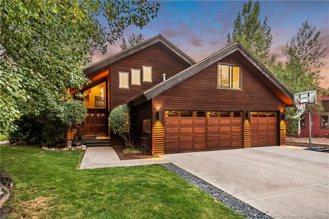 1640 Creek Side Lane, Park City, UT 84098 (MLS #11804937) :: The Lange Group
