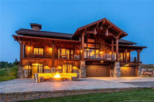 9466 E Aspen Ridge Road Estate 9, Woodland, UT 84036 (MLS #11805102) :: The Lange Group