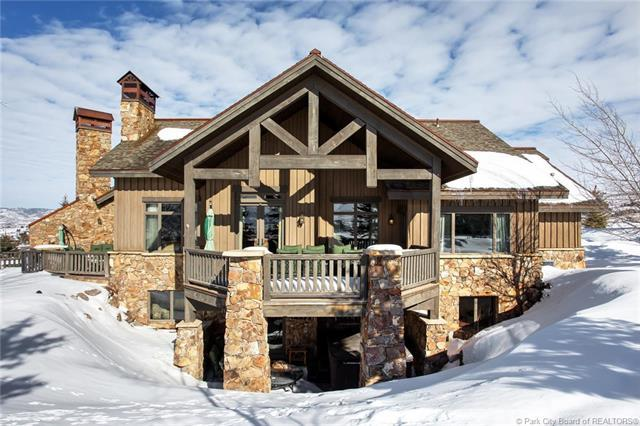 3016 Arrowhead Trail, Park City, UT 84098 (MLS #11805108) :: High Country Properties