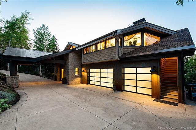 214 Golden Eagle Drive, Park City, UT 84060 (MLS #11805706) :: High Country Properties