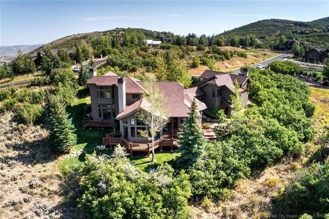 27 Fox Glen Circle, Park City, UT 84060 (MLS #11805967) :: High Country Properties