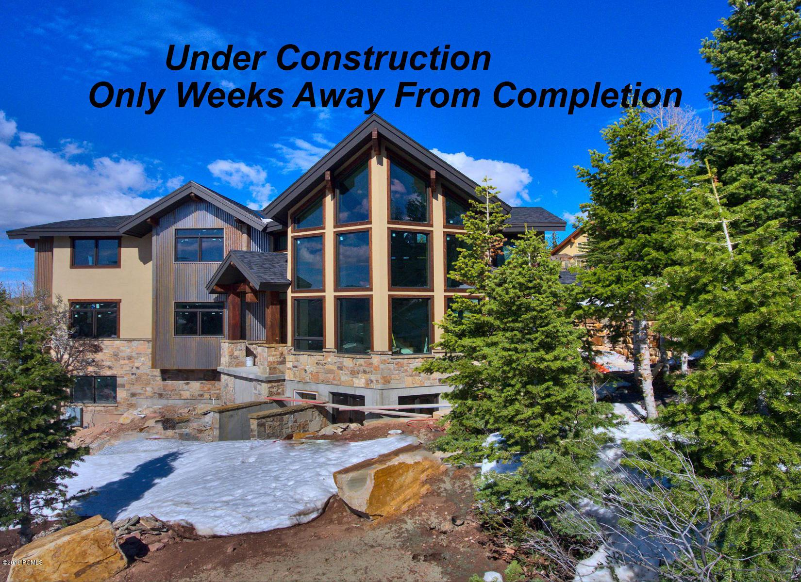 7328 Pine Ridge Drive, Park City, UT 84098 (MLS #11806263) :: Lookout Real Estate Group