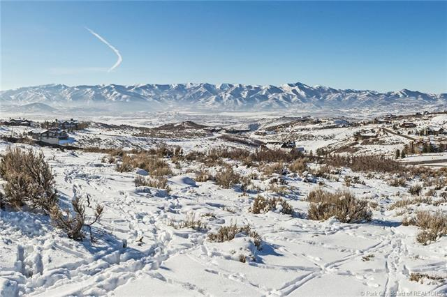 9125 N Promontory Summit Drive, Park City, UT 84098 (MLS #11806287) :: High Country Properties