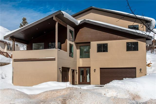 570 Aspen Drive, Park City, UT 84098 (MLS #11806310) :: High Country Properties