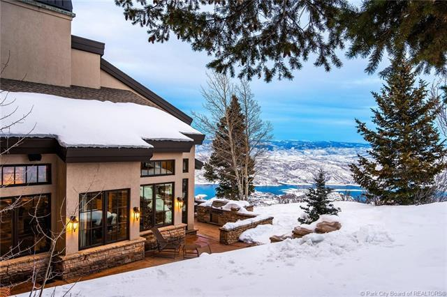 8030 Bald Eagle Drive, Park City, UT 84060 (MLS #11807722) :: High Country Properties