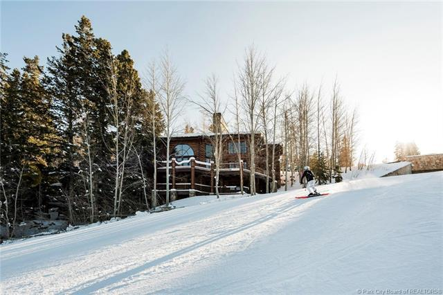 7051 Silver Lake Drive, Park City, UT 84060 (MLS #11807990) :: High Country Properties