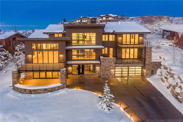 3505 Oakwood Drive, Park City, UT 84060 (MLS #11808153) :: The Lange Group