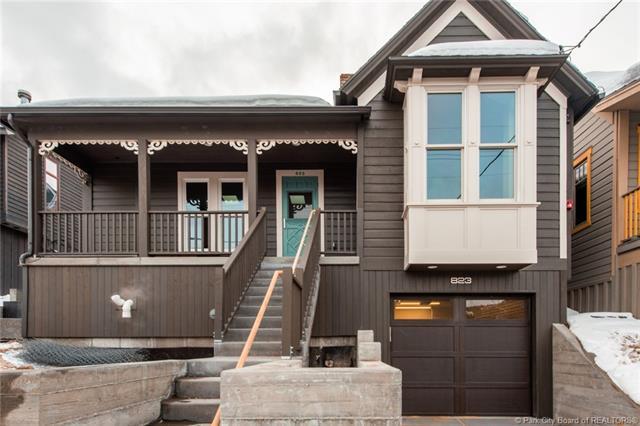 823 Norfolk Avenue, Park City, UT 84060 (MLS #11808212) :: Lawson Real Estate Team - Engel & Völkers