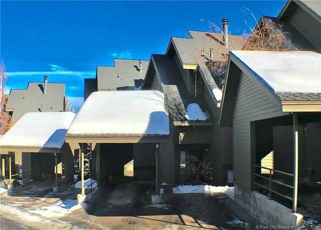 3754 Navajo Trail #84, Park City, UT 84098 (MLS #11808254) :: High Country Properties