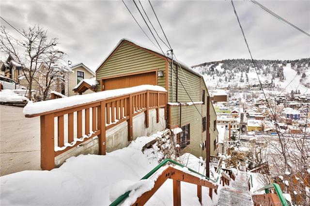361 Ontario Avenue, Park City, UT 84060 (MLS #11808265) :: Lawson Real Estate Team - Engel & Völkers