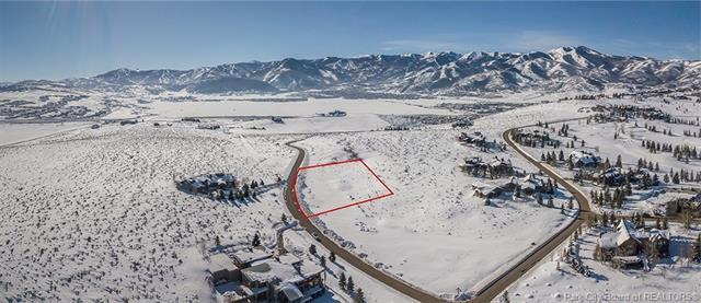 600 S Mountain Holly Lane, Park City, UT 84098 (MLS #11901407) :: High Country Properties