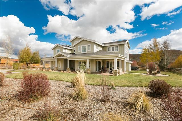 4846 Old Meadow Lane, Park City, UT 84098 (MLS #11901408) :: High Country Properties