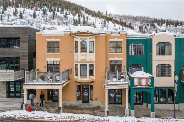 693 Main Street 3A, Park City, UT 84060 (MLS #11901679) :: High Country Properties