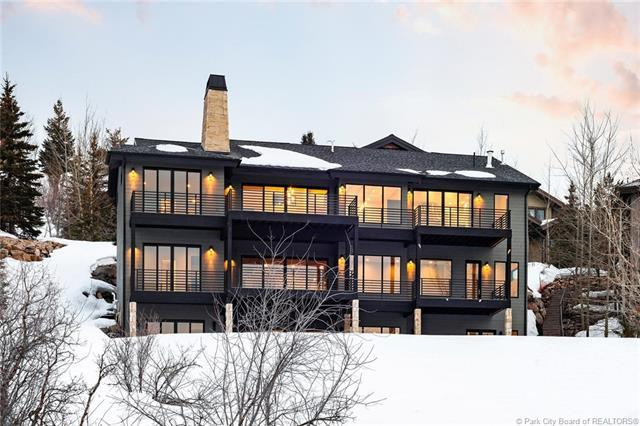 3555 Sun Ridge Drive, Park City, UT 84060 (MLS #11901727) :: High Country Properties
