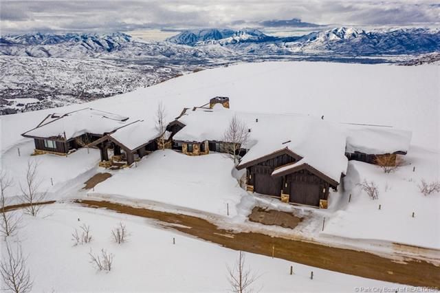 10290 E Forest Creek Road, Woodland, UT 84036 (MLS #11901769) :: The Lange Group