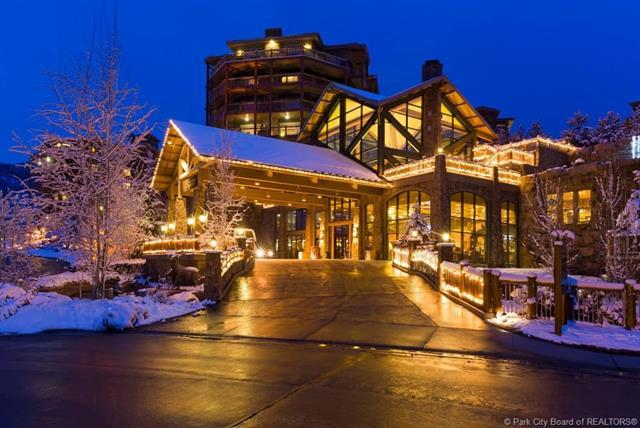 3000 Canyons Resort Drive #3814, Park City, UT 84098 (MLS #11901777) :: High Country Properties