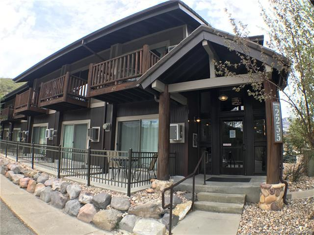 2255 Sidewinder Drive #607, Park City, UT 84060 (MLS #11901778) :: The Lange Group