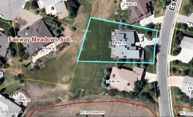 2722 Estates Drive, Park City, UT 84060 (MLS #11906969) :: High Country Properties