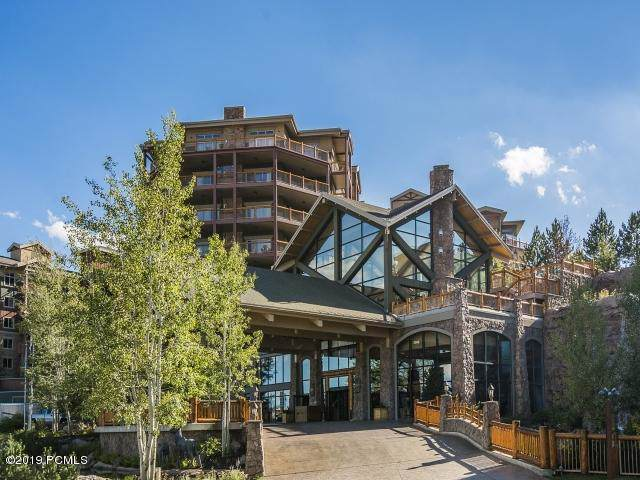 3000 Canyons Resort Drive 3501B, Park City, UT 84098 (#11908135) :: Red Sign Team