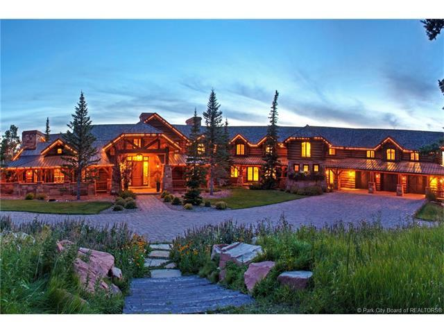 1943 & 1555 N Wolf Creek Ranch Road, Woodland, UT 84036 (MLS #11604855) :: The Lange Group