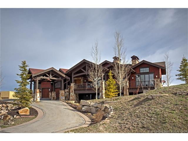 2727 E Westview Trail, Park City, UT 84098 (MLS #11604883) :: High Country Properties
