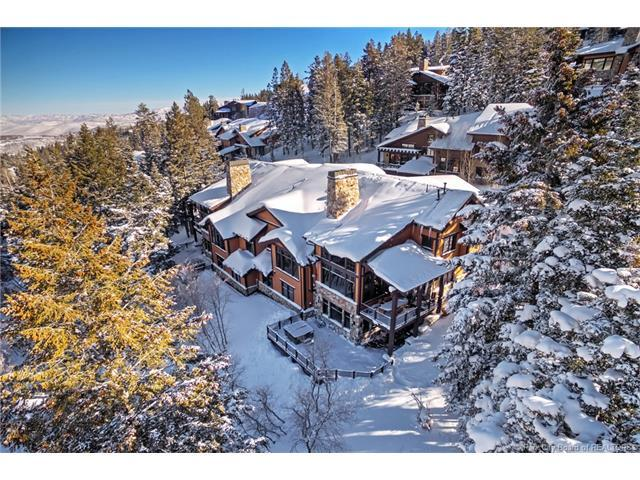 6556 Lookout Drive #23-F4, Park City, UT 84060 (MLS #11700114) :: High Country Properties