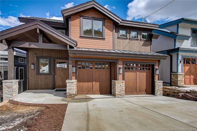 940 Empire Avenue, Park City, UT 84060 (MLS #11702206) :: High Country Properties