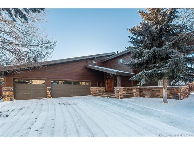 9 Pinehurst Court, Park City, UT 84060 (MLS #11703956) :: The Lange Group