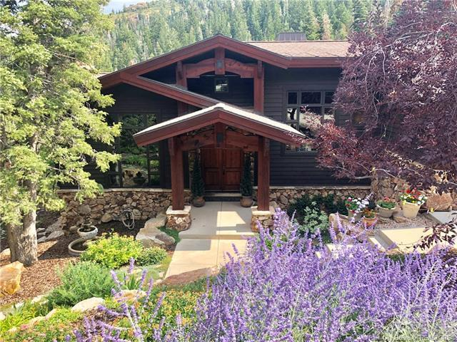 7084 Canyon Drive, Park City, UT 84098 (MLS #11704068) :: Lookout Real Estate Group