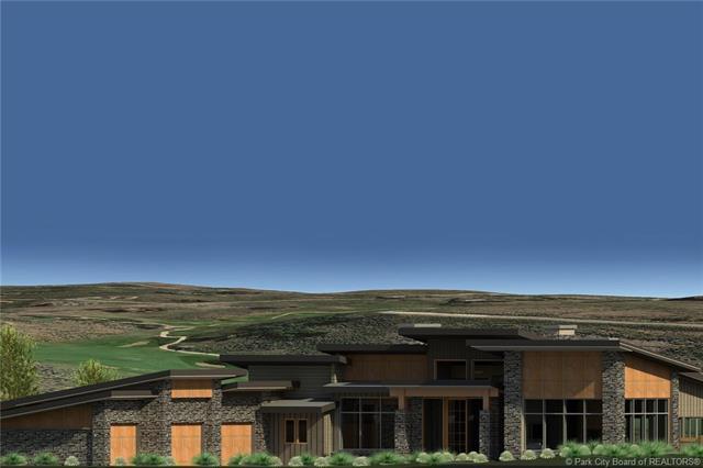 8744 N Promontory Ridge Drive, Park City, UT 84098 (MLS #11704288) :: The Lange Group